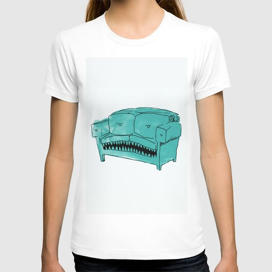 Hungry Couch T-shirt