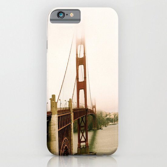 GG Bridge San Francisco iPhone & iPod Case