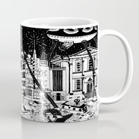 paranoia Mug