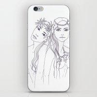 Sirens iPhone & iPod Skin