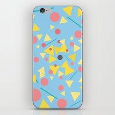 Chaos around you iPhone & iPod Skin