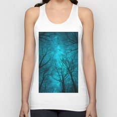 Stars Can't Shine Without Darkness  Unisex Tank Top