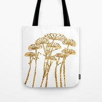 PAPERCUT FLOWER 2 Tote Bag