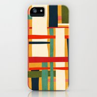 iPhone Cases featuring Variation of a theme by Budi Kwan