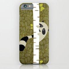 A shy raccoon Slim Case iPhone 6s