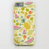 iPhone & iPod Case featuring Fruit Mix by Anna Deegan