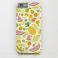 Fruit Mix iPhone 6 Slim Case
