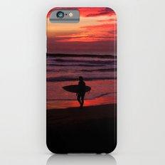 California Beach Sunset Slim Case iPhone 6s