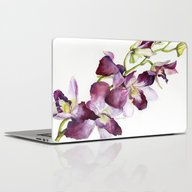 Radiant Orchids: Magenta… Laptop & iPad Skin