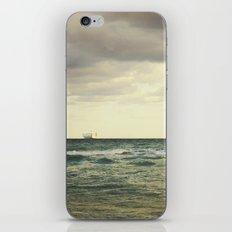 Barge iPhone & iPod Skin
