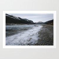 Loch Lubnaig Art Print