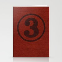 Number Series: #3 Stationery Cards