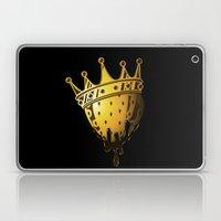 King Strawberry Laptop & iPad Skin