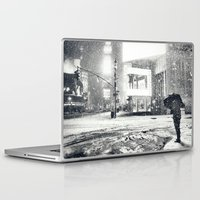 nyc Laptop & iPad Skins featuring NYC by Vivienne Gucwa
