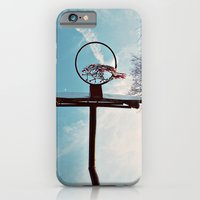 iPhone & iPod Case featuring Hoop by Em Beck