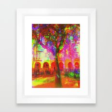 Multiplicitous Extrapola… Framed Art Print