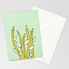 Pencilflowers Stationery Cards