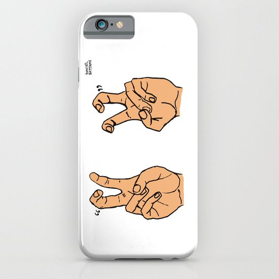 """Quote"" iPhone & iPod Case"