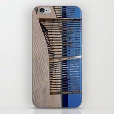 The Beach Fence iPhone & iPod Skin