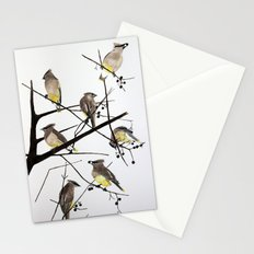 They groom each other Stationery Cards