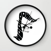Woohoo Wifey Wall Clock