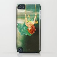 iPod Touch Cases featuring Hanging On by Eugenia Loli