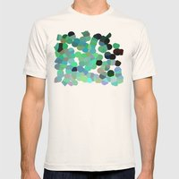 The Emerald Isle Mens Fitted Tee Natural SMALL