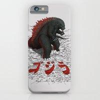 The Great Daikaiju iPhone 6 Slim Case