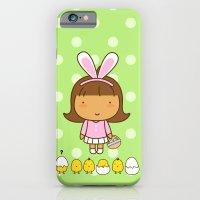 Easter Chicks iPhone 6 Slim Case