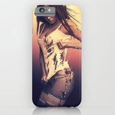 Fractured 01 iPhone 6s Slim Case