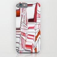 City sketches iPhone 6 Slim Case