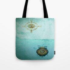 VINTAGE-Navigators Tote Bag