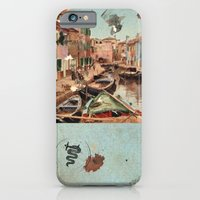 iPhone & iPod Case featuring Little Italy by Paul Prinzip