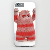 Yeti Attack iPhone 6 Slim Case