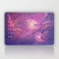 The Places You'll Go II Laptop & iPad Skin