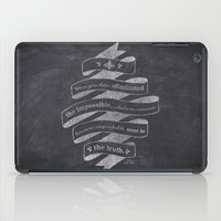 The Truth iPad Case