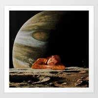 The Home Planet Art Print