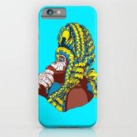 iPhone & iPod Case featuring Chimp by MARIA BOZINA - PRINT