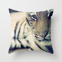 great... Throw Pillow