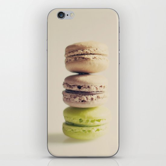 The lonely macaroons  iPhone & iPod Skin