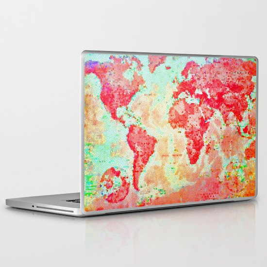 Oh, The Places We'll Go... Laptop & iPad Skin