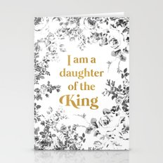 Daughter Of The King Stationery Cards