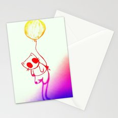 Balloon Animal (color) Stationery Cards