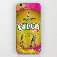 Los Circo Los - LMW Trio iPhone & iPod Skin