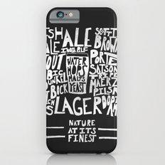 Beer : Black Slim Case iPhone 6s