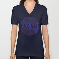 Vacant by Galaxy Eyes & Garima Dhawan Unisex V-Neck