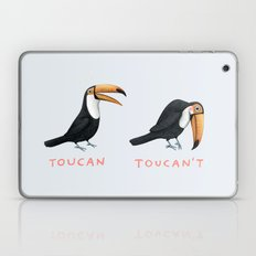 Toucan Toucan't Laptop & iPad Skin