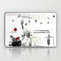 Freedom Laptop & iPad Skin