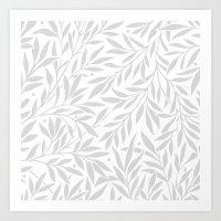 Leaf It Be Art Print