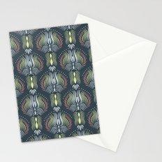 Curvy Grass Stationery Cards